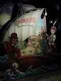 「シンドバッド・ストーリーブック・ヴォヤッジ」乗りました。