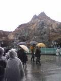 雨なのに激混み東京ディズニーシー