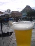 やっぱり仕事休みには、ビービービール!