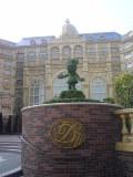 東京ディズニーランドホテル前