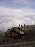 プロメテウス火山6合目