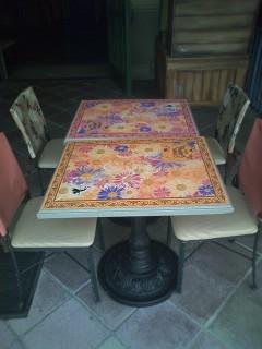 テーブル・イズ・スプリングカーニバル