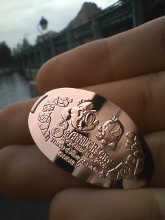 シー・ベニアメダル‐21