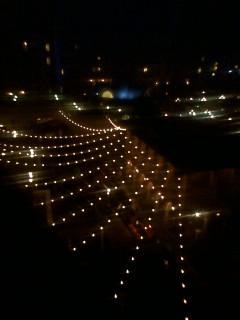 ミラコスタ・テラスルームからの眺め