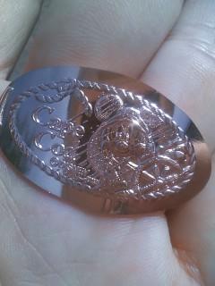 ダッフィーなスーベニアメダル