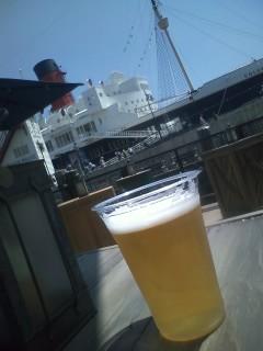 やっぱりビール