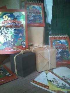 「ディズニー・ハロウィン2010」ランドのCDも購入